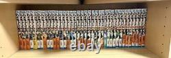 Haikyuu Japanese language vol. 1-45 Comics Manga Complete Set Jump Shonen