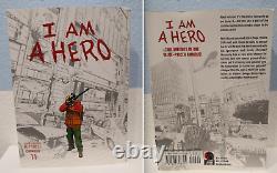 I Am A Hero Omnibus Vol 1-11 Complete English Manga Set Lot
