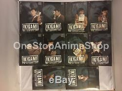 Ikigami The Ultimate Limit manga volumes 1-10 complete english paperback new