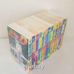 Initial D vol. 1-48 complete set Manga Comics All Volumes car manga full set