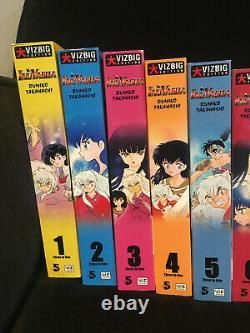 Inuyasha Vizbig Manga 1-16 Nearly Complete Series