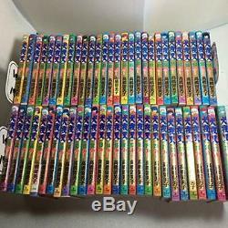 Inuyasha Vol. 1-56 complete lot Manga set Japanese edition Rumiko Takahashi JP