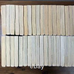 Inuyasha Vol. 1-56 complete set lot Manga Rumiko Takahashi Japanese Comics