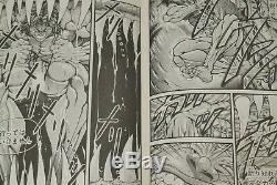 JAPAN Keisuke Itagaki manga LOT Baki-Dou vol. 122 Complete Set