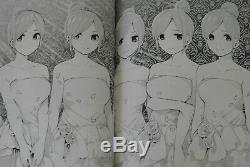 JAPAN Negi Haruba manga LOT The Quintessential Quintuplets vol. 114 Complete Set