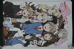 JAPAN manga Sakura-sou no Pet na Kanojo / Pet Girl of Sakurasou Complete Set