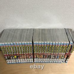 Japanese Comics Complete Full Set Boku no My Hero Academia vol. 1-27