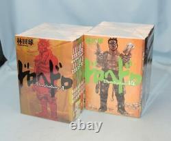 Japanese Manga Hayashida ball Dorohedoro Complete 23 Part Set