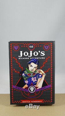 Jojos Bizarre Adventure Parts 1 2 3 (11 Volumes) Viz Media Manga Complete Series