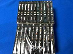 Katekyo Hitman REBORN! Paperback edition 21 volumes complete set USED