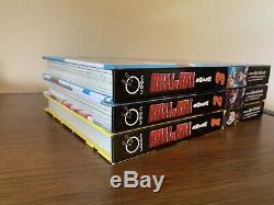 Kill La Kill Complete Manga Hardcover Vol. 1-3 Great Condition English