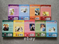 MAID SAMA! 1-18 2-in-1 Manga Set Collection Complete Run Volumes (English) RARE