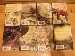 MUSHISHI 1-10 + SAKE CUPS Manga Collection Complete Set Run Volumes ENGLISH RARE