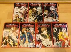 MY BOYFRIEND IS A VAMPIRE 1-14 Manga Collection Complete Set Run Volumes ENGLISH