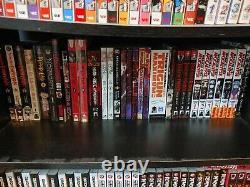 Manga lot complete english