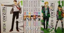 Monthly Girls' Nozaki-kun Manga Series 1-11 Volumes ENGLISH Brand NEW! Complete