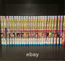 My Hero Academia Comic All Volumes Complete Set Vol. 1-25&R Kohei Horikoshi JP