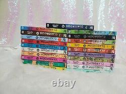 NEW Assassination Classroom complete series volumes 1-21 shonen manga