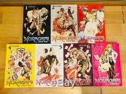 NORAGAMI 1-11 + 13 + STRAY STORIES Manga Collection Complete Volumes Set ENGLISH