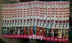 Nana Complete Manga Series Volumes 1-21 New English Shojo Beat Viz 10