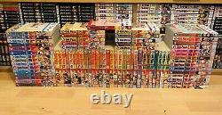 ONE PIECE 1-71 Manga Collection Complete Set Run Volumes ENGLISH RARE