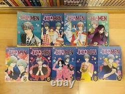 OTOMEN 1-18 Manga Collection Complete Set Run Volumes ENGLISH RARE