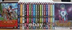 O-Parts Hunter Manga Vols 1-19 Complete set English Graphic Novel Lot Brand New