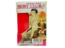 Ouran high school host club manga SERIE COMPLETA COMPLETE SERIES MANGA