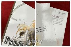 PandoraHearts, Vols. 1-24 COMPLETE Set + Caucus Race Jun Mochizuki English Manga