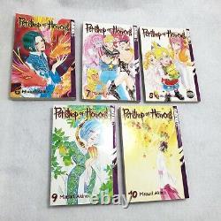 Petshop of Horrors Manga COMPLETE series 10 Volumes 1-10 Tokyopop OOP English