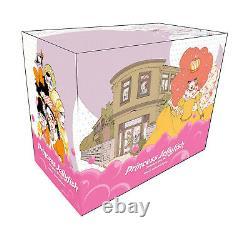 Princess Jellyfish Complete Collection Manga Box Set NIB Volumes 1-9