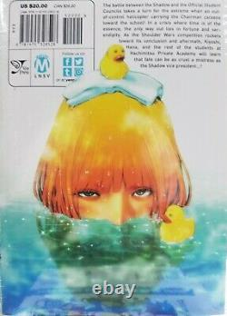 Prison School Manga ENGLISH 14 Volumes Brand New 1-14 Complete Set