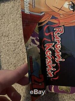 RUROUNI KENSHIN Vol. 1-28 complete Books Graphic Novel Manga Comic Lot