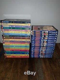 Ranma 1/2 Complete Manga Vol. 1-36 Rumiko Takahashi English COMPLETE BOOK SET
