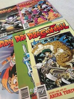 Rare Original Complete Set Of Dragon Ball Manga Comics With 50 Extra