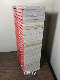 Red River Manga Lot Complete Volumes 1-28 English Viz Chie Shinohara