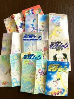 SAILOR MOON Japanese Language Comics vol. 1-18 Complete Full Set Manga Book Japan