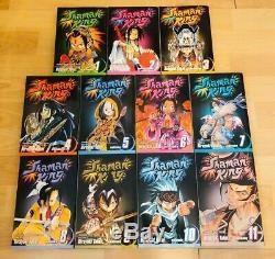 SHAMAN KING 1-32 Manga Collection Complete Set Run Volumes ENGLISH RARE