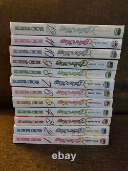 Sailor Moon Manga Complete Set ENGLISH Vol. 1-12 Kodansha Comics Naoko Takeuchi