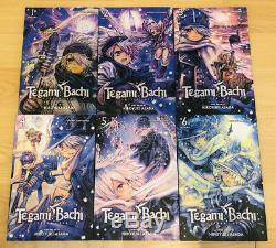 TEGAMI BACHI 1-19 Manga Collection Complete Set Run Volumes ENGLISH RARE