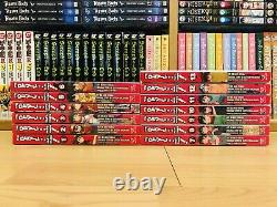 THE DEVIL IS A PART TIMER 1-13 Manga Collection Complete Run Set ENGLISH RARE