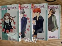 TOKYOPOP Fruits Basket Manga English complete collection 1 23