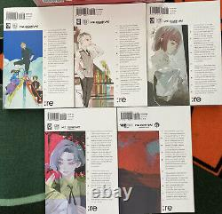 TOKYO GHOUL COMPLETE MANGA BOX SET (with Poster) Plus Tokyo Ghoul RE 1-5