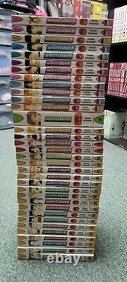 The Wallflower- Tomoko Hayakawa- English Manga- 1-36 Complete Set- OOP Rare