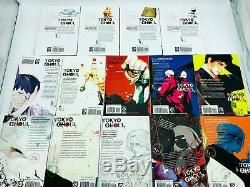 Tokyo Ghoul Manga Complete Set English Volumes 1-14 + re 1-5 + Void Days Past