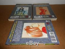 Tower of the Future vol. 1-11 CMX Manga Graphic Novel Book Complete Lot English