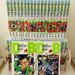 USED Dragon Ball New Edition Whole Volume Complete Manga Set 1-42