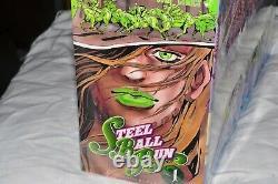 Used Steel Ball Run JoJo's Bizarre Adventure Manga vol. 1-24 Complete Lot Comic