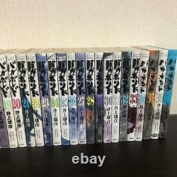 Used manga Vagabond vol. 1-37 Complete Set Takehiko Inoue Japanese Comics