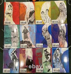 Vagabond Vol 1-12 English Manga COMPLETE SERIES VIZ BIG by Takehiko Inoue